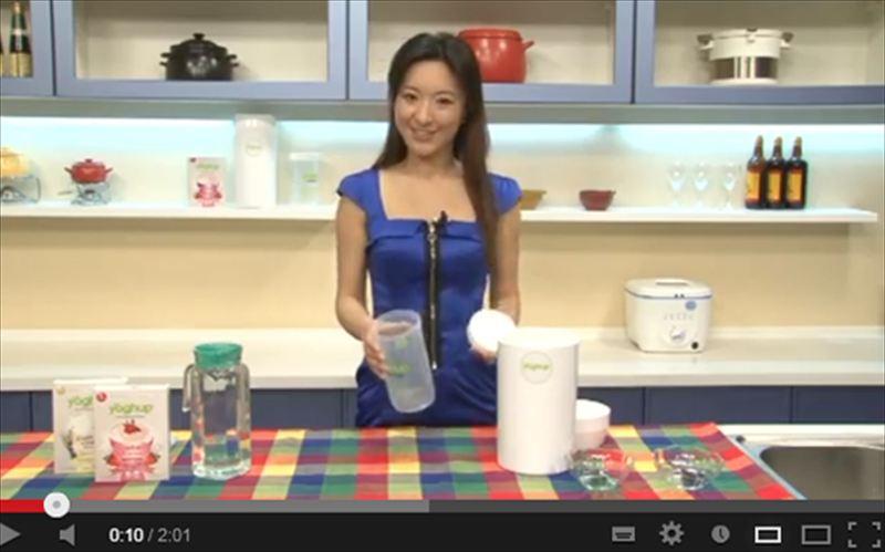 Наш брeнд Yoghup- мастeр в изготовлении домашнего йогурта берет Китай штурмом